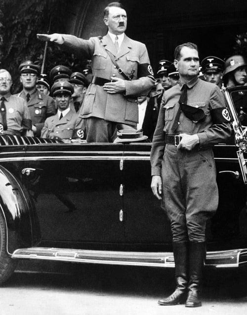 Hitlerovo tajomstvo: Historik mal