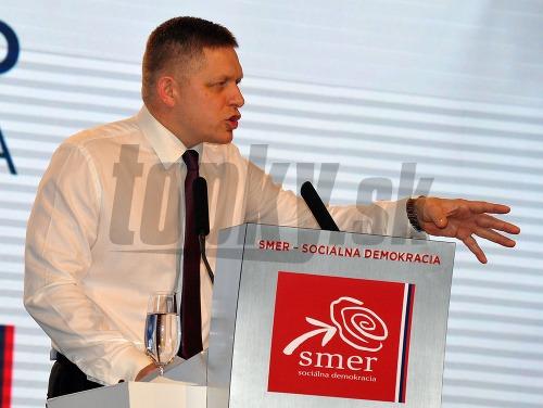 Slávnostný snem strany Smer-SD