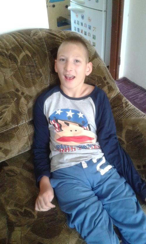 Martinkov (13) dojemný príbeh