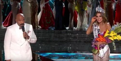 Miss Kolumbie sa smiala