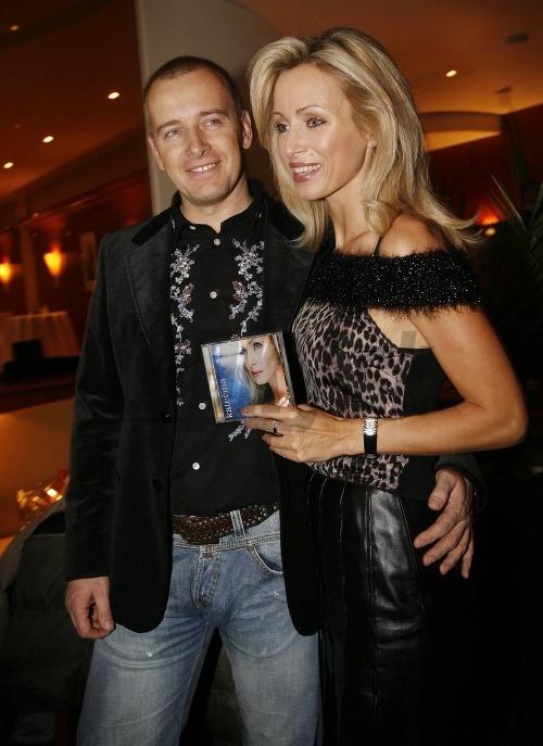 Kateřina Brožová a Boris
