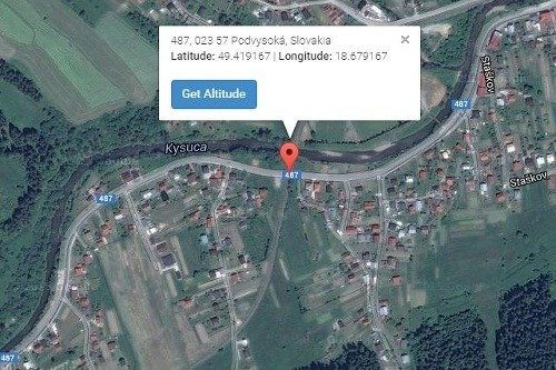 Zverejnili GPS súradnice nových