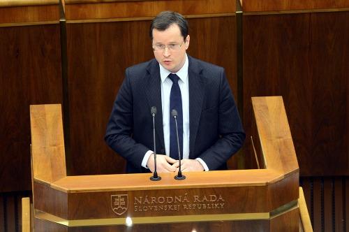 Na snímke rokovanie minister