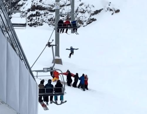 Na túto lyžovačku rodina