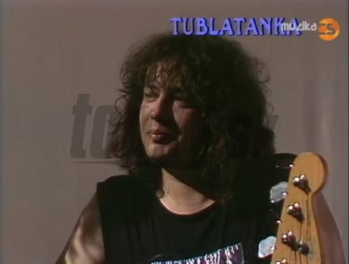 Smrť hudobníka z Tublatanky: