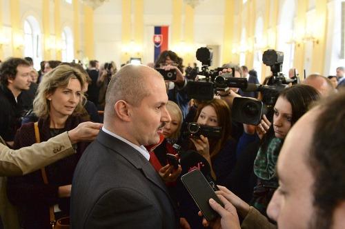 Predseda strany Ľudová strana