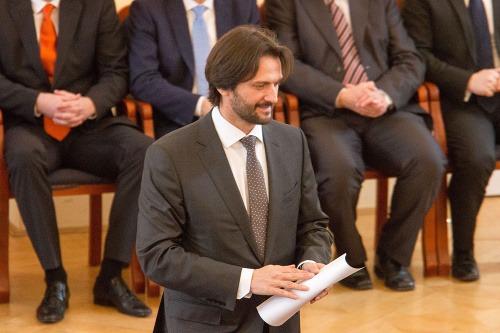 Novozvolený poslanec Robert Kaliňák