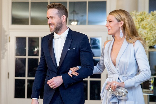 Ryan Reynolds s krásnou