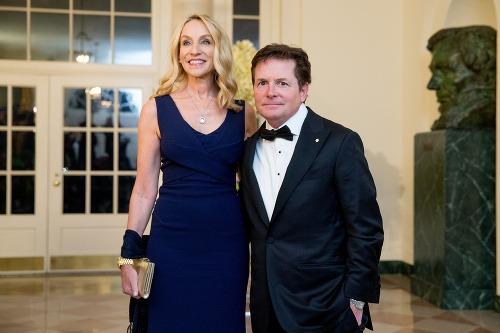 Michael J. Fox, Tracy