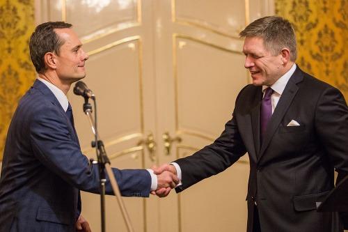 Predseda strany Sieť Radoslav