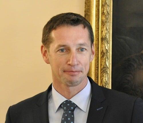 Primátor Levoče Milan Majerský