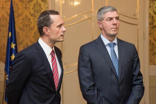 Radoslav Procházka a Béla