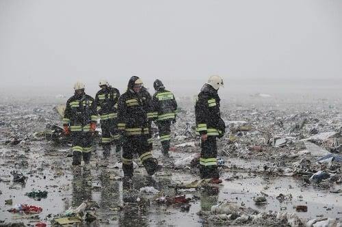 Zrúteniu ruského lietadla predchádzal