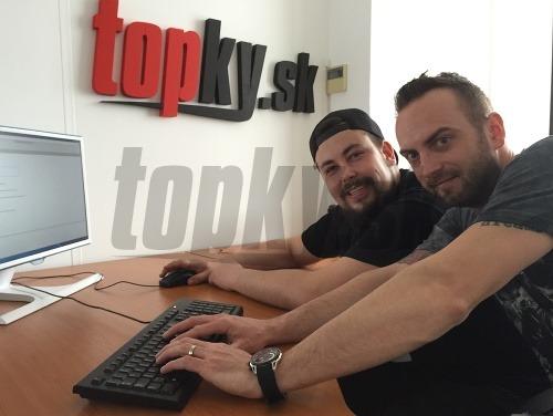 Robo Šimko a Marek