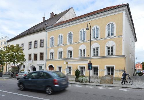 Hitlerov rodný dom v