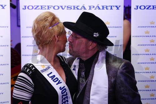 Jozef Oklamčák gratuloval Adriane