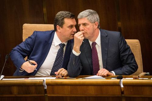 Andrej Danko a Béla