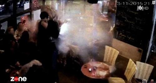 Pri útoku v Paríži