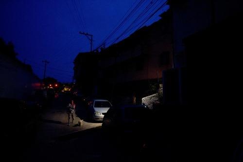 Elektrina vo Venezuele je