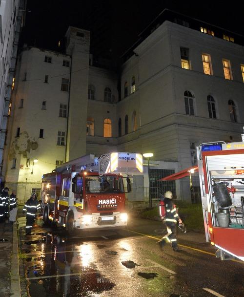 V bratislavskej nemocnici v