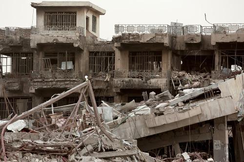 FOTO Iracké Ramádí oslobodili