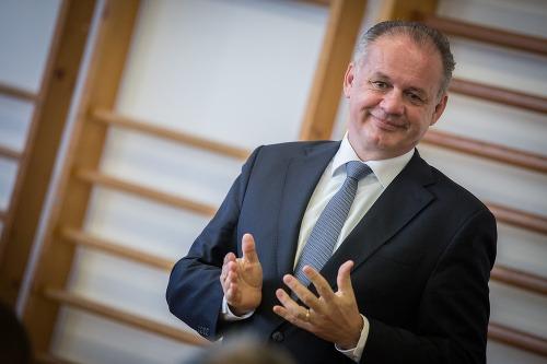 Prezident Andrej Kiska