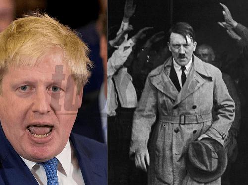 Johnson tvrdí, že EÚ