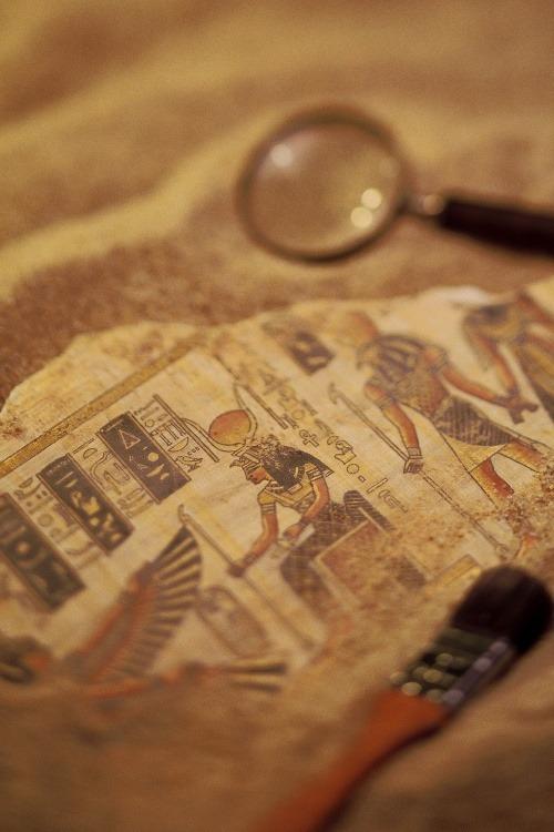 Starí Egypťania rozlúštili tajomstvo