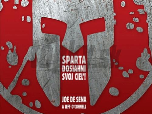 Kniha Sparta - Dosiahni