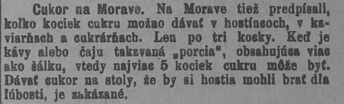 Noviny pred sto rokmi