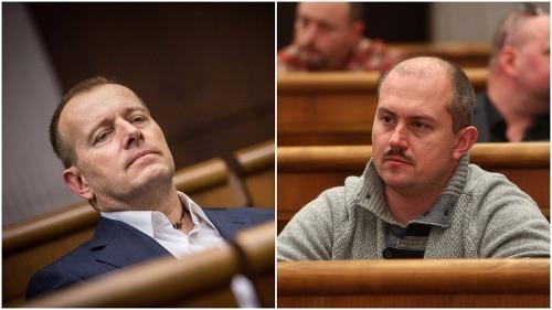 Boris Kollár, Marián Kotleba