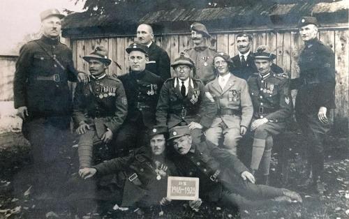 Bytčianski legionári desať rokov