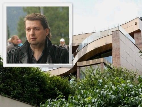 Vila Ladislava Bašternáka pod
