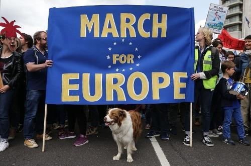 Briti protestujú proti výsledkom