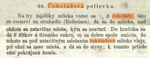 Dávno zabudnuté recepty starých