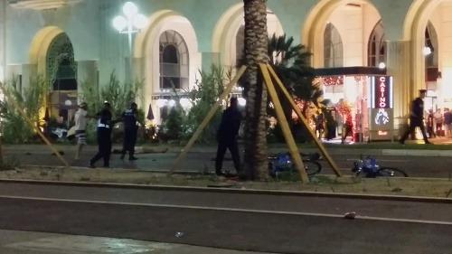 Teroristické peklo v Nice: