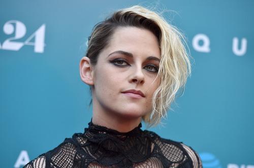 Kristen Stewart nový účes