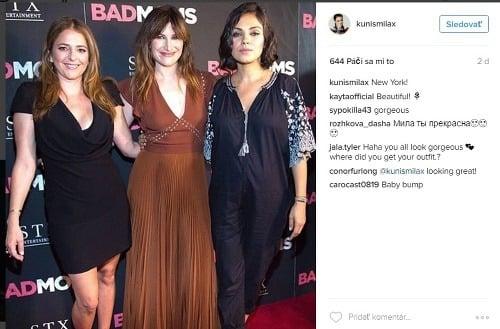 Mila Kunis a jej