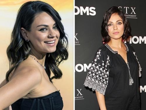 Mila Kunis predviedla nový
