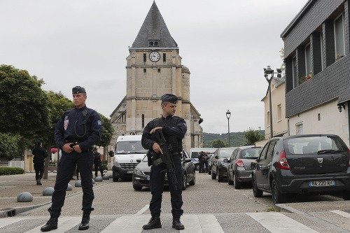 Útoky na kostoly a