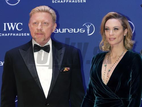 Manželstvo Borisa a Lilly