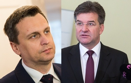 Adnrej Danko a Miroslav