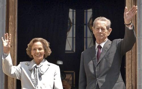 Anna Rumunská a posledný