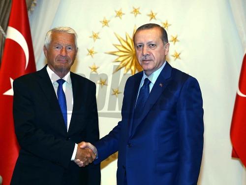 Thorbjörn Jagland a turecký