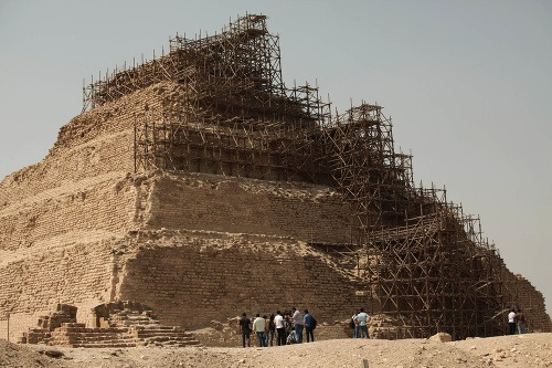 datovania kultúry v Egypte