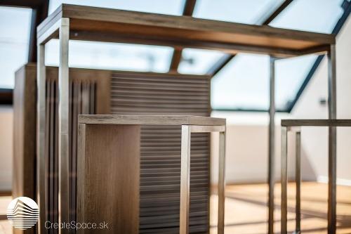 Slováci vymysleli nábytok budúcnosti: