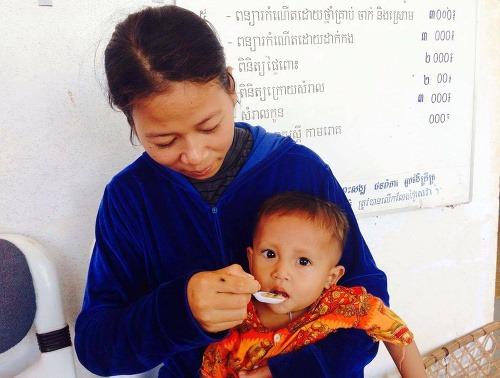 Kambodža 2016 | Kurzy
