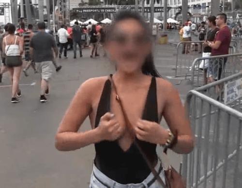 Pohoršujúce VIDEO z festivalu