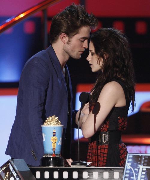 Kristen Stewart a Robert