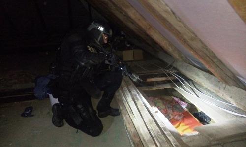 Polícia chytila najhľadanejšieho muža